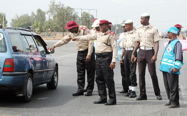 Pay us now or we'll take bribes like policemen –FRSC officials threaten