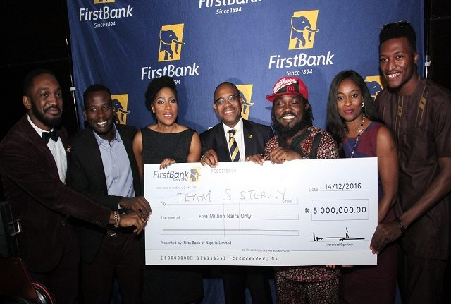 FirstStars Reality TV Show: EbonyLife TV And First Bank's Partnership Produces Winner