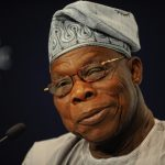 No right-thinking Nigerian'll applaud what is going on in the country —Obasanjo