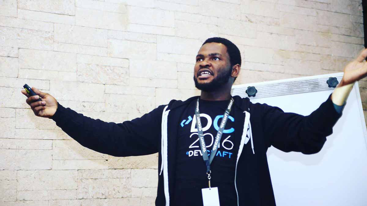 Prosper Otemuyiwa, Nigerian Software Developer