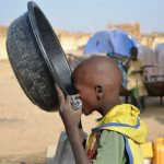CHILDREN IN NIGERIA FACE DIRE SITUATION AS 'SEVERE FAMINE' HITS IN MONTHS