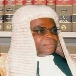 Justice Walter Onnoghen has been confirmed as the Chief Justice of Nigeria by the Nigerian Senate