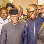 Osinbajo visits Edo, pledges new way of doing things in Niger Delta