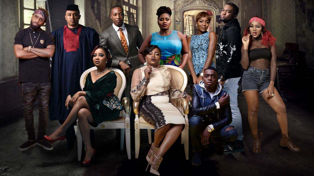 Funke Akindele, JJC Skillz to release musical drama series, Industreet