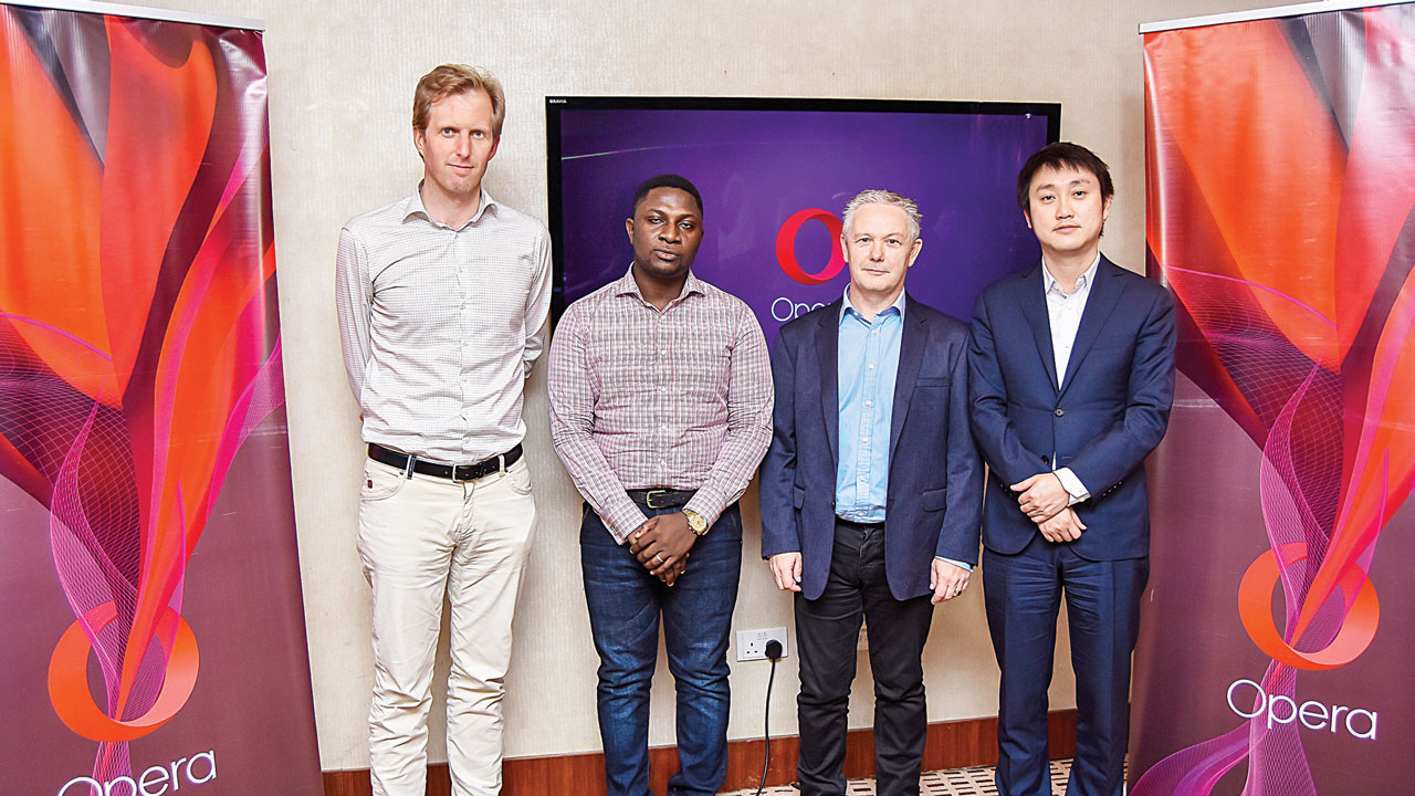 Nigeria gets $40m of Opera's $100m investment in Africa