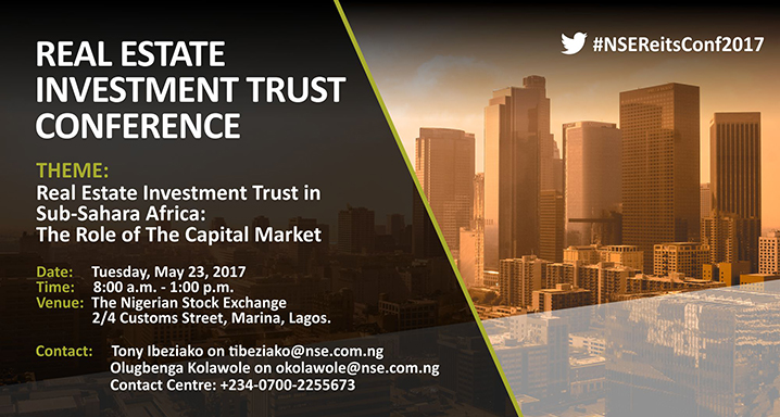 Real Estate Investment Trusts (REITs) Conference