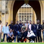 The Cambridge black boys' photo that went viral!