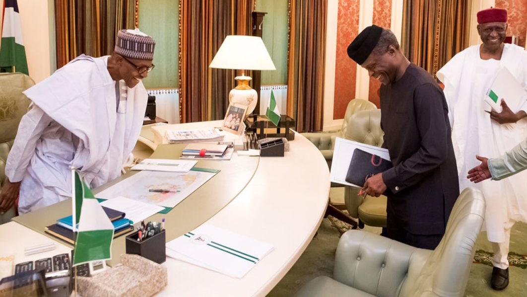 Osinbajo to sign 2017 budget today