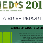 Nigerian Education Innovation Summit (NEDIS)