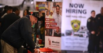 Jobs boom likely carried over into November