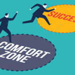 How to Take 4 Strategic Steps Outside of Your Comfort Zone