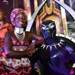 """Black Panther"" Release; African Audiences Celebrate"