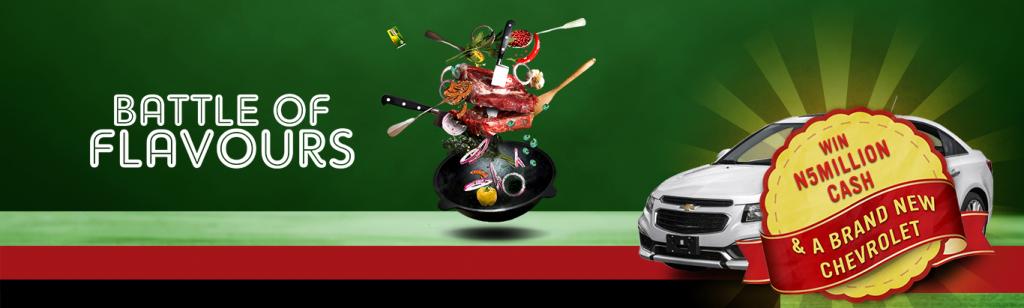 Knorr Taste Quest Season 5 - Battle of Flavours