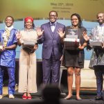 "Young laureates of ""The Africa of my Dreams"" essay contest light up Africa Day"