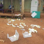 Five arrested for distributing money to voters during Ekiti election