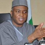 Saraki vows to fight impunity, alleges threat to life