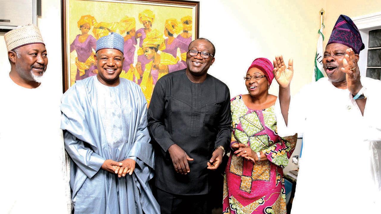 Fayemi's victory an endorsement of Buhari administration, says FG