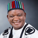 Resignation: Ortom meets Oshiomhole, makes U-turn