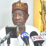 DSO: Lai Mohammed challenges stakeholders on content development