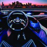 Lexus Unveils Striking LFA Art Car
