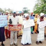 Pensioners lay siege to Osun secretariat over unpaid entitlements