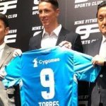 Torres joins Japanese club Sagan Tosu