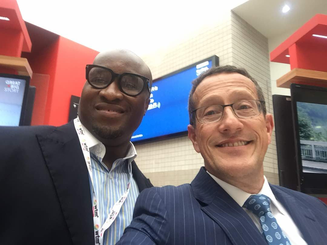 Ogbonnaya Obi - Travel Consultant Nigeria.
