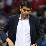Hierro steps down as Spain coach