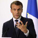 Emmanuel Macron meets 2000 entrepreneurs from the Tony Elumelu Entrepreneurship Programme