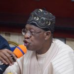 Lai Mohammed: Senator Saraki slowed down the progress of APC