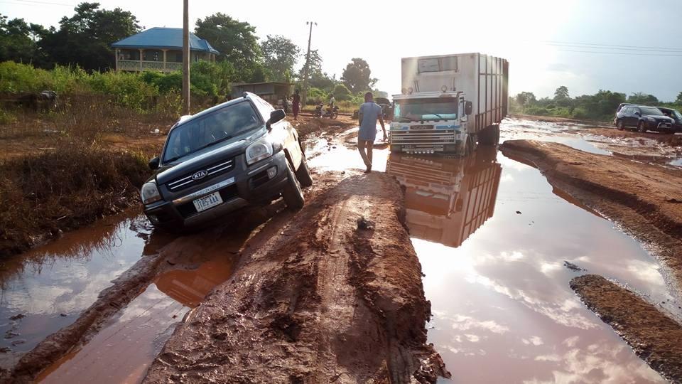 Erosion menance: Enugu-Onitsha road about to cut off