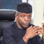 Osinbajo, Magu meet in Aso Rock