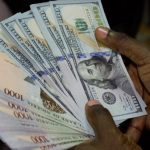Naira gains 40k against Dollar at parallel market