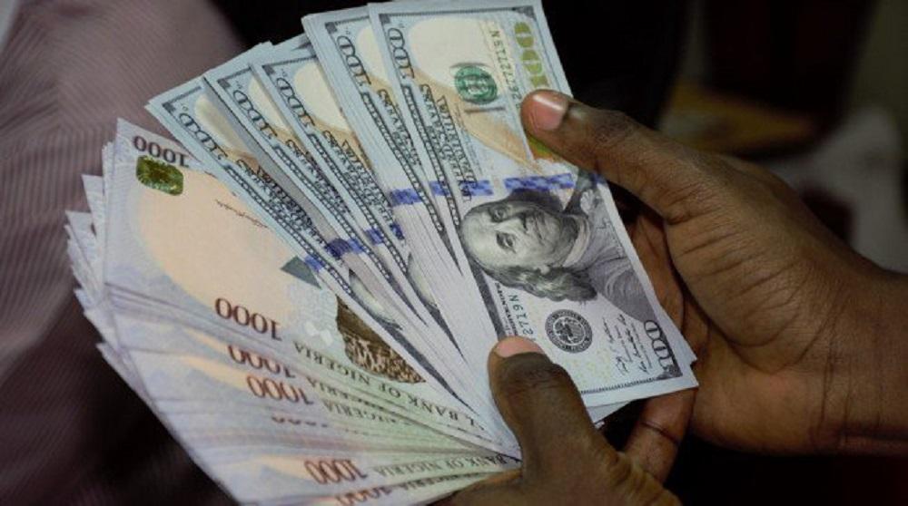 Naira gains 40k against Dollar at parallel market