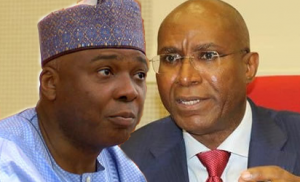 Saraki knows he must step down as Senate Presnident – Omo-Agege