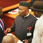 Akpabio drops Senate Minority leader post