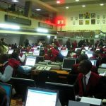 Stock Exchange all share index gains 0.21%