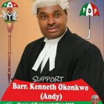 South Eastern part of Nigeria will be in the wilderness if they fail to vote for Buhari in 2019, Ndigbo – Kenneth Okonkwo