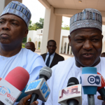 Move to unseat Saraki, Dogara: PDP Reps ask Nigerians to resist illegal invasion of NASS
