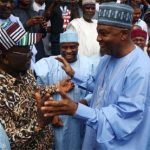 Saraki becomes National Leader of PDP
