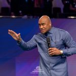 PASTOR PAUL ADEFARASIN HOSTS CREFLO DOLLAR AT THE SPIRIT-LIFE CONFERENCE