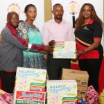 Ikeja Electric donates food, clothes to mark International Charity Day