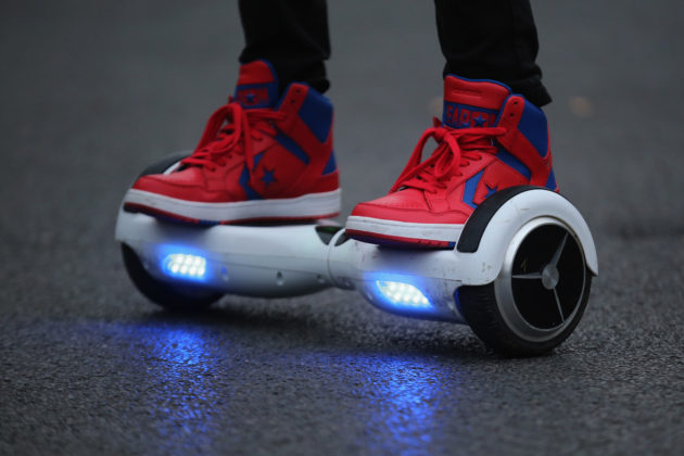 Hoverboards Innovation Benefits""