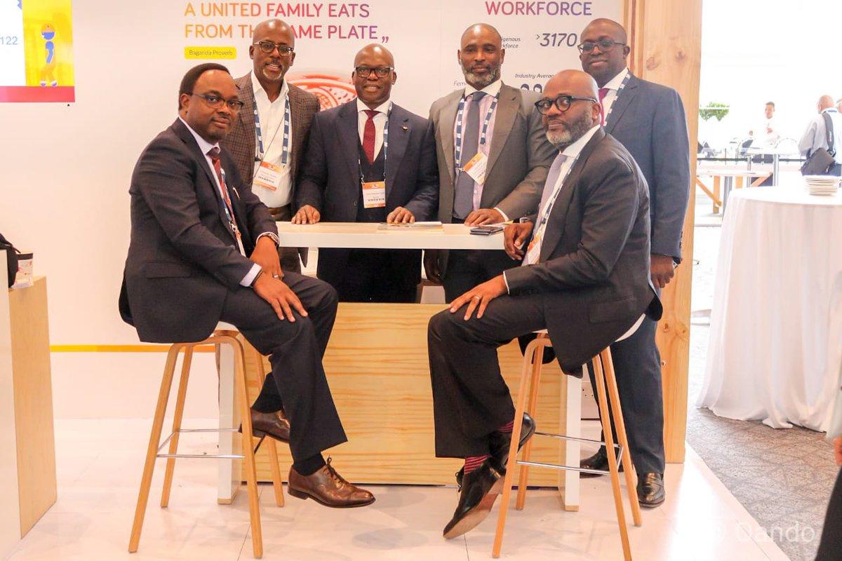 Wale Tinubu, Ibe Kachikwu, others represent Nigeria at Africa Oil Week