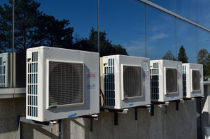 air conditioner unit on the financialquest web