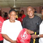 Ikeja Electric celebrates Valentine's Day with kids at Igbobi Orthopaedic Hospital