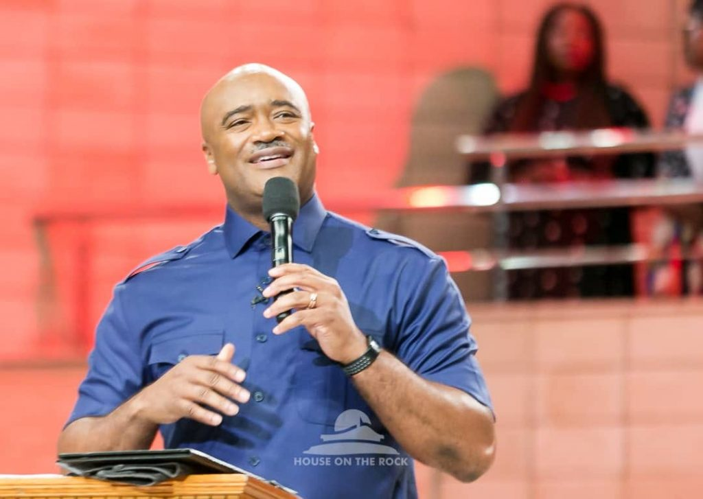 PAUL ADEFARASIN'S NOVEL APPROACH TO PRISON OUTREACH