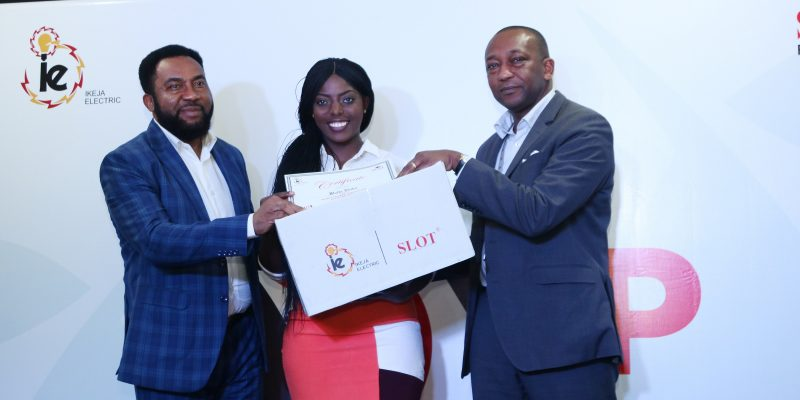 IKEJA ELECTRIC, SLOT EMPOWER 40 YOUTHS THROUGH TECHNICAL SKILLS ACQUISITION