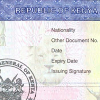 A BRIEF GUIDE ON GETTING A KENYA VISA ON ARRIVAL