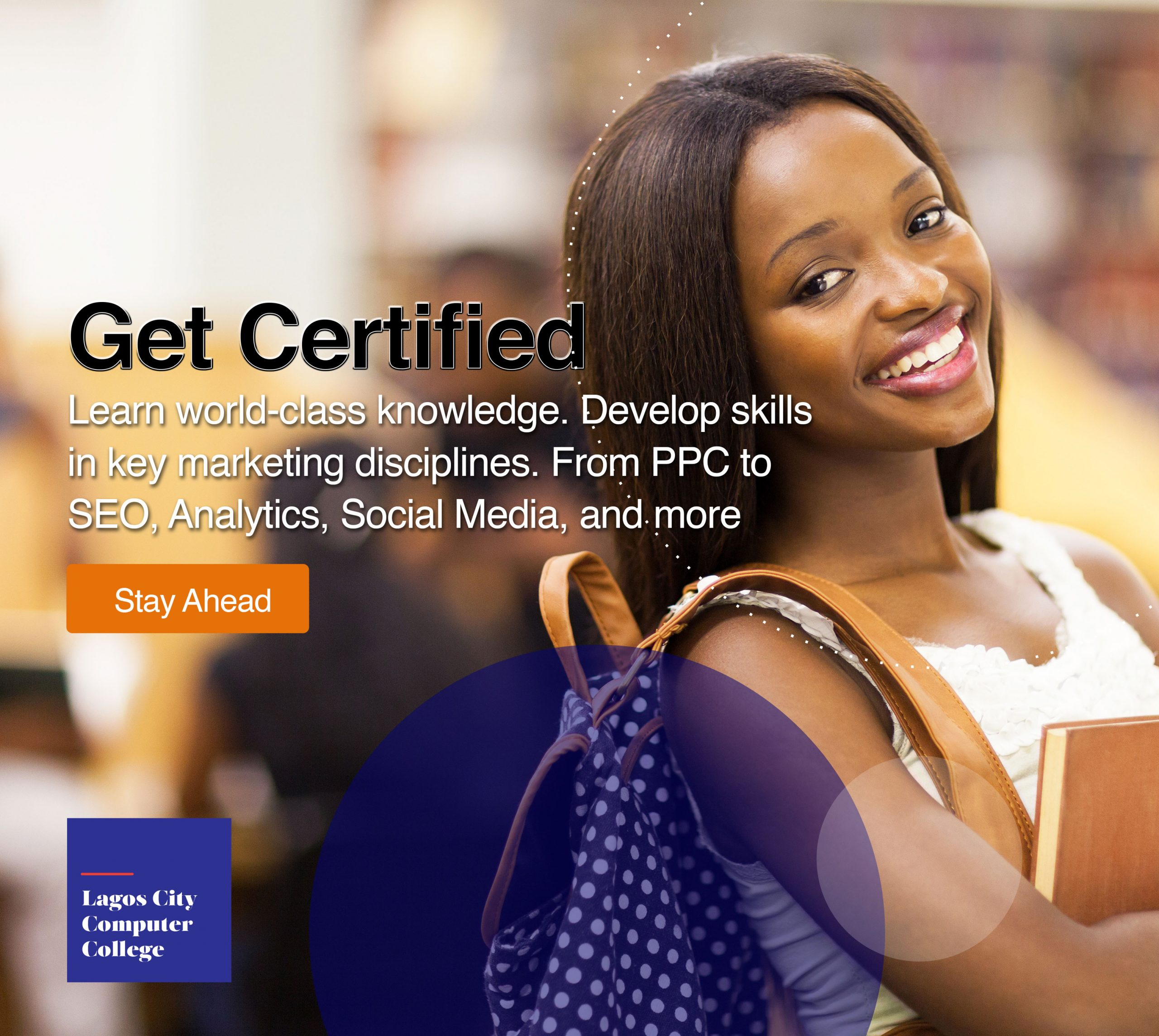 Lagos City Computer College (LCCC), one of Nigeria's most prestigious tertiary institutions in information technology, has introduced advanced courses to bridge skill gaps and chur